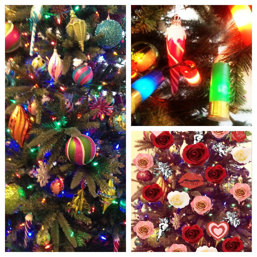 Evolution of the Christmas Tree...