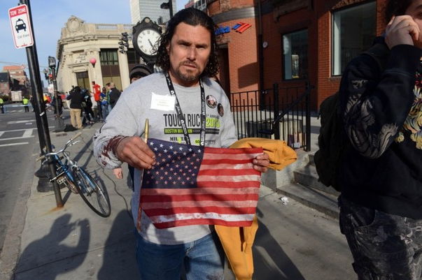 Image of Carlos Arrodondo via The Washington Post.