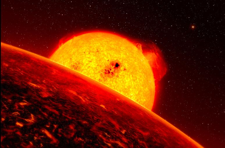Image via Flikr Creative Commons, courtesy of NASA.