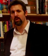 Horror Author Kevin Lucia