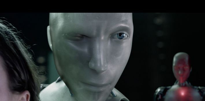 "From the film, ""I, Robot."""