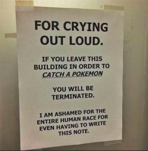 Can Pokemon Go Kill Facebook Archives - Kristen Lamb