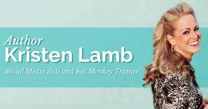 Author Kristen Lamb: Social Media Jedi & Sea Monkey Trainer
