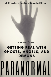 paranormal, ghosts, writing, angels, demons