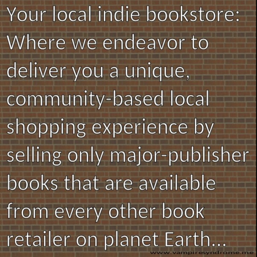 bookstores, independent bookstores, indie bookstores, writers
