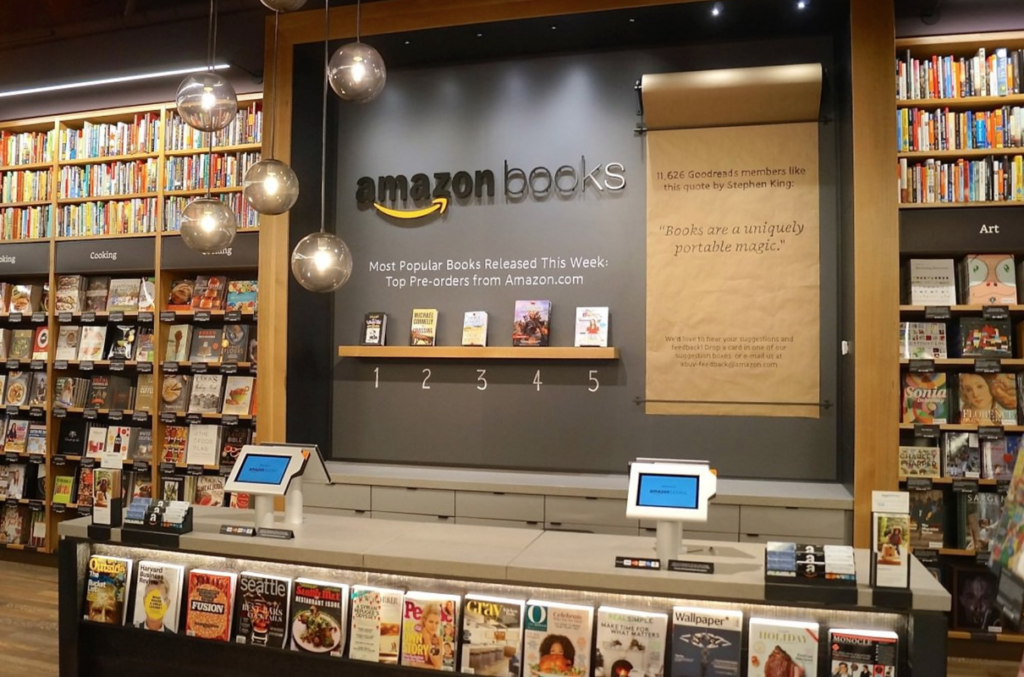 Amazon,  Is This Beginning of Amazon's Meltdown?, on-line business, publishing, Kristen Lamb, Penguin Random House