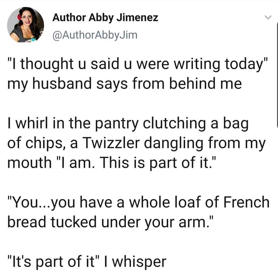 writers, Kristen Lamb, humor