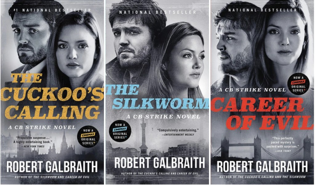 motive, motivations, series, characters, Cormoran Strike
