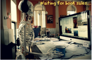 sales, book sales, publishing, Kristen Lamb