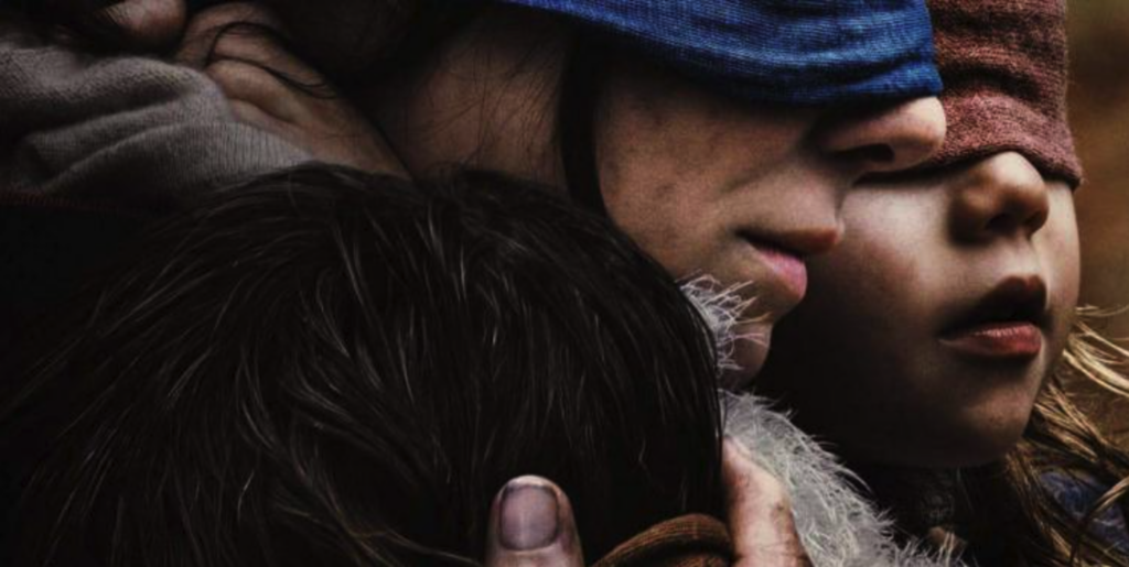The Silence, The Silence movie, Bird Box, screenwriting, Kristen Lamb