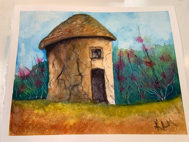 mastery, amateur to professional, creative journey, Kristen Lamb, watercolor