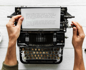 writing, log-line, story in a sentence